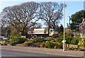 SZ2594 : Vintage Lorry at New Milton Sand & Gravel by Mike Smith