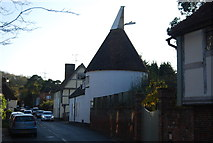 TR1859 : Oast House, High St by N Chadwick