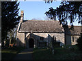 SU2698 : Church of Saint Michael, Eaton Hastings by Vieve Forward