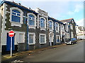 SS9597 : Cardiff Street side of Treorchy Conservative Club by Jaggery