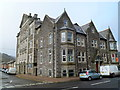 SS9596 : Grade II (star) listed Park and Dare Workmen's Institute, Treorchy by Jaggery