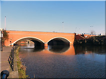 SJ8297 : Regent Bridge by David Dixon