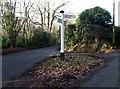TQ5323 : Minor road junction, Hadlow Down by nick macneill