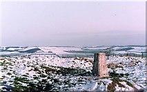 SU6022 : Beacon Hill triangulation pillar by Roger Templeman