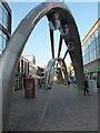 SD3036 : Blackpool: Birley Street by Chris Downer