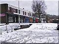 SO9194 : Snowy Precinct by Gordon Griffiths