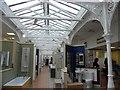 C4315 : Interior, former railway station, Derry / Londonderry by Kenneth  Allen