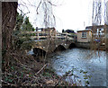 SU1026 : The Ponte de Combe by Jonathan Kington