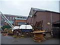 ST5772 : The Great Western Dockyard by John Allan