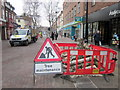 SO9570 : Bromsgrove Tree Maintenance - aka Chopping Them Down by Roy Hughes