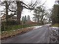 SJ8674 : Whirley Lane, Henbury Macclesfield by Peter Turner