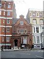 TQ2579 : Cheniston Lodge, Kensington by PAUL FARMER