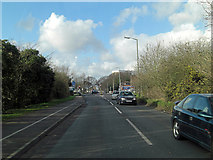 SU4612 : A3024 junction with Kathleen Road by Stuart Logan