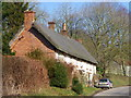 SU0124 : Thatched cottages, Fifield Bavant by Maigheach-gheal