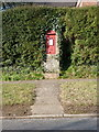 ST6216 : Sherborne: postbox № DT9 74, Bradford Road by Chris Downer