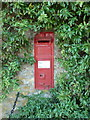 ST6015 : Bradford Abbas: postbox № DT9 9, Bedmill Farm by Chris Downer