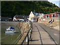SS9747 : Minehead - Minehead Harbour by Chris Talbot