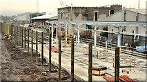 J3271 : New train maintenance depot, Belfast (33) by Albert Bridge