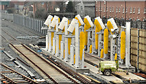 J3272 : New train maintenance depot, Belfast (34) by Albert Bridge