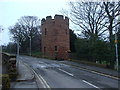SJ3966 : Water Tower Chester by Richard Hoare
