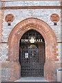 SU7173 : The Town Hall Entrance by Bill Nicholls