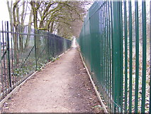 SO9494 : Coseley Path by Gordon Griffiths
