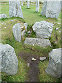 NB2133 : Calanais / Callanish I - Opened Tomb by Rob Farrow