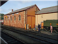 SS9746 : Minehead - Engine Shed by Chris Talbot