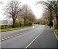 ST4690 : Western end of 30mph speed limit zone, Caerwent by Jaggery