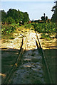 SP9428 : Sand quarry railway, 1975 by Robin Webster