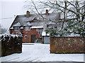 SU2169 : House, Mildenhall by Vieve Forward