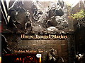 TQ2884 : The Horse Tunnels Market - Camden by Christine Westerback