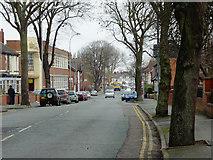 SO9596 : Mount Pleasant in Bilston, Wolverhampton by Roger  Kidd