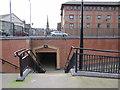 NS3322 : John Street Underpass by Billy McCrorie
