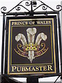 SU8998 : The Prince of Wales, Little Kingshill by Ian S