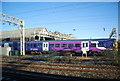 SJ8696 : Trains, Longsight Traction Maintenance Depot by N Chadwick