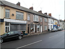 ST3288 : Church Road near the corner of Dean Street, Newport by Jaggery