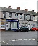 ST3288 : S A Cutler, Church Road, Newport by Jaggery