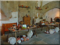 ST4938 : Glastonbury - Glastonbury Abbey Abbots Kitchen by Chris Talbot
