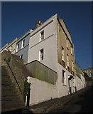 ST7566 : Highbury Terrace, Bath by Derek Harper