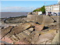 ST3062 : Weston-Super-Mare - Foreshore & Sea Defences by Chris Talbot