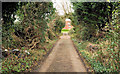 J3783 : Lane, Jordanstown, Newtownabbey (2) by Albert Bridge