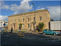 ST3261 : Weston-Super-Mare - Court House by Chris Talbot