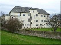 NT2774 : Former Elsie Inglis Memorial Maternity Hospital by kim traynor