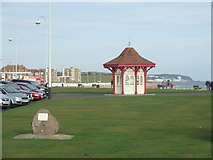 TQ7407 : Seafront at Bexhill by Malc McDonald
