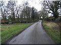 SJ5655 : Badcocks Lane junction by Colin Pyle