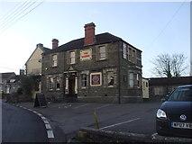 ST6259 : The Railway Inn, Clutton by John Lord