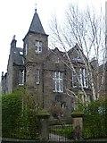 NT2572 : Victorian villa, Palmerston Road by kim traynor
