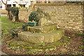 SK7792 : Walkeringham village cross by Richard Croft