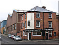 SK3688 : Burngreave - The Crown Inn by Dave Bevis